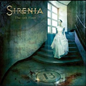 Sirenia - The 13th Floor cover art