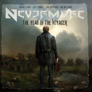 Nevermore - The Year of the Voyager cover art