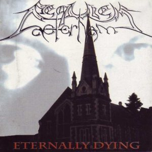 Requiem Aeternam - Eternally Dying cover art