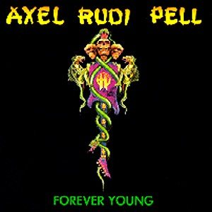 Axel Rudi Pell - Forever Young cover art