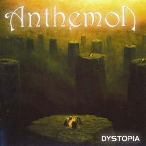 Anthemon - Dystopia cover art