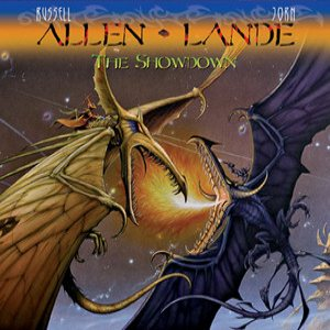 Russell Allen / Jørn Lande - The Showdown cover art
