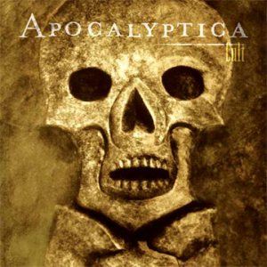 Apocalyptica - Cult cover art