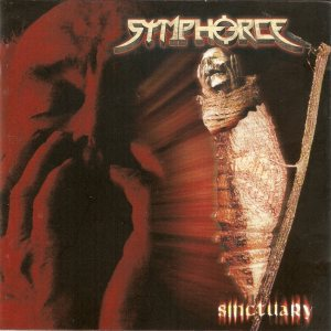 Symphorce - Sinctuary cover art