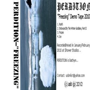 Perdition - Freezing cover art