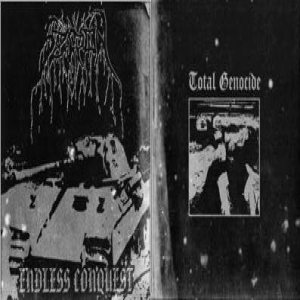 Szron / Total Genocide - Endless Conquest / Total Genocide cover art
