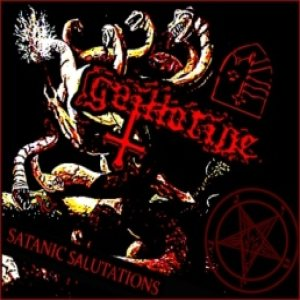 Guillotine - Satanic Salutations cover art