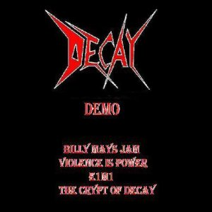 Decay - Demo cover art