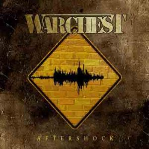 Warchest - Aftershock cover art