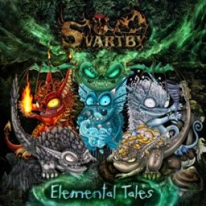 Svartby - Elemental Tales cover art