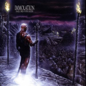 Immolation - Failures for Gods cover art