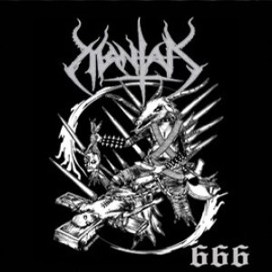 Mantak - 666 cover art