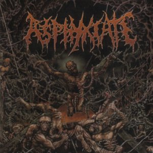 Asphyxiate - Anatomy of Perfect Bestiality cover art