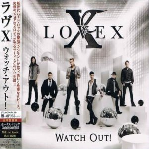 Lovex - Watch Out! cover art