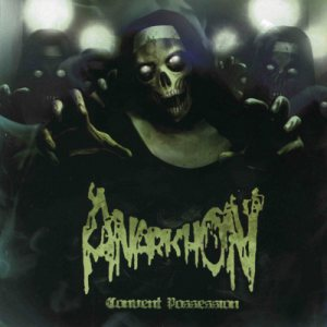 Anarkhon - Covent Possession cover art