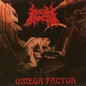 Killing Addiction - Omega Factor cover art