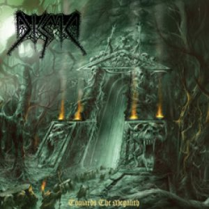 Disma - Towards the Megalith cover art