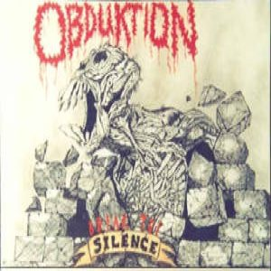 Obduktion - Break the Silence cover art