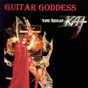 The Great Kat - Guitar Goddess cover art