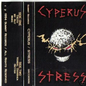 Cyperus - Demo 1994 cover art