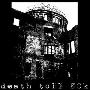 Death Toll 80k - Demo 2008 cover art