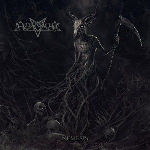 Azaghal - Nemesis cover art