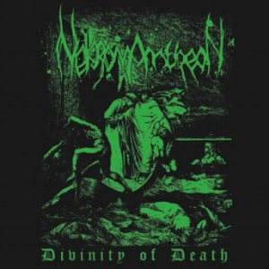 Nekromantheon - Divinity of Death cover art