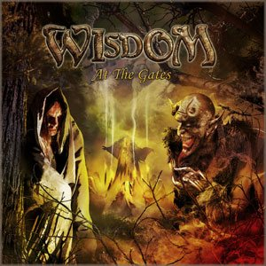 Wisdom - At the Gate cover art