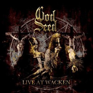 God Seed - Live at Wacken cover art