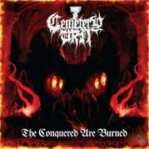 Cemetery Urn - The Conquered Are Burned cover art