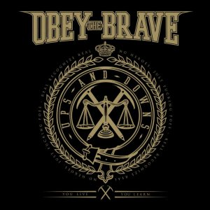 Obey the Brave - Ups and Downs cover art