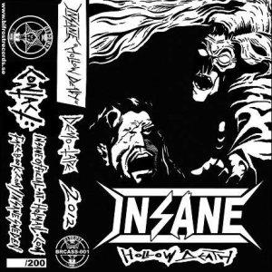 Insane - Hollow Death cover art