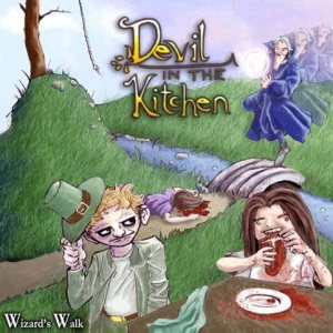 Devil in the Kitchen - Wizard's Walk cover art