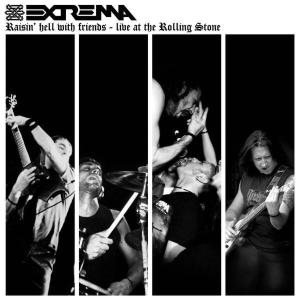 Extrema - Raisin' Hell with Friends cover art