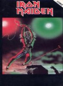 Iron Maiden - Live At the Rainbow cover art