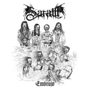 Saram - Embrujo cover art