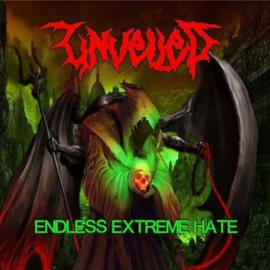 Unveiled - Endless Extreme Hate cover art