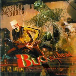 Buckethead - Monsters and Robots cover art