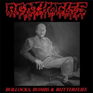 Agathocles - Bollocks, Bombs and Butterflies cover art