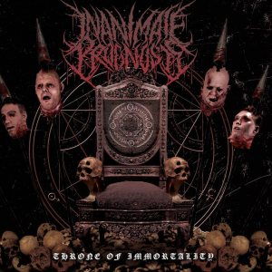 Inanimate Prognosis - Throne of Immortality cover art