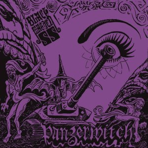 Black Magick SS - Panzerwitch cover art