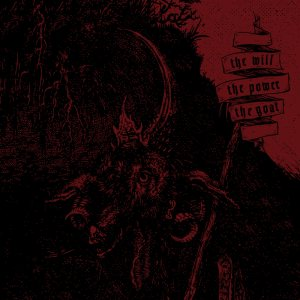 Azaghal - The Will, the Power, the Goat cover art