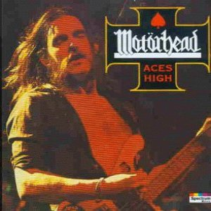 Motorhead - Aces High cover art