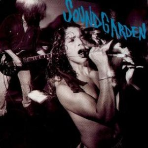 Soundgarden - Screaming Life cover art