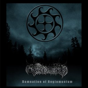 Tvangeste - Damnation of Regiomontum cover art