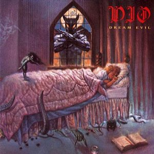 Dio - Dream Evil cover art