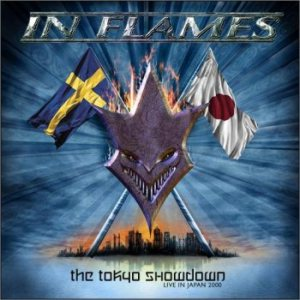 In Flames - The Tokyo Showdown cover art