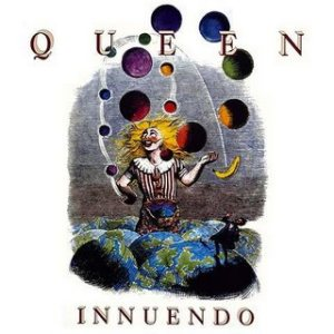 Queen - Innuendo cover art