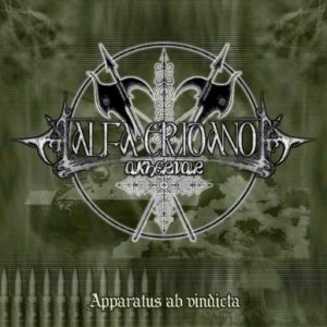 Alfa Eridano Akhernar - Apparatus ab Vindicta cover art