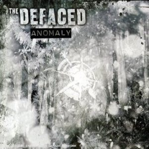 The Defaced - Anomaly cover art